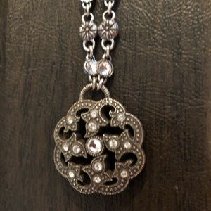 Brighton Jewelry - Brighton Collection Necklace, reversible. 🌸